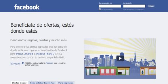 Facebook Ofertas