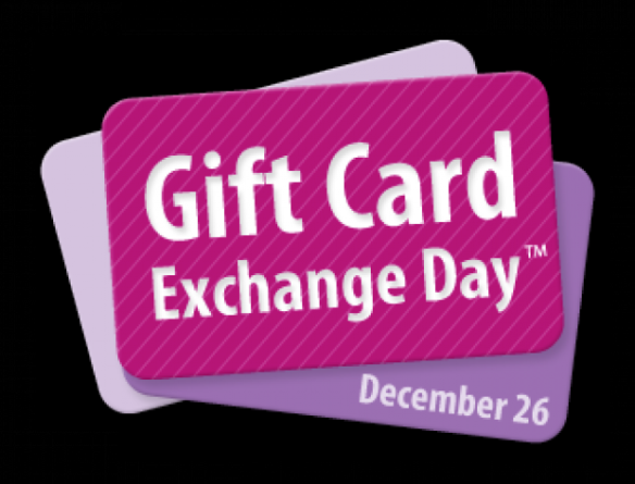 gift card exchange day 2015
